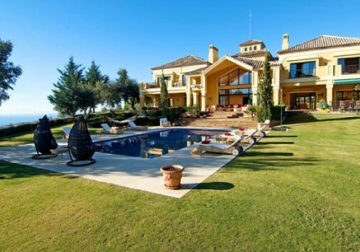 Villa Torreblanca, Costa del Sol
