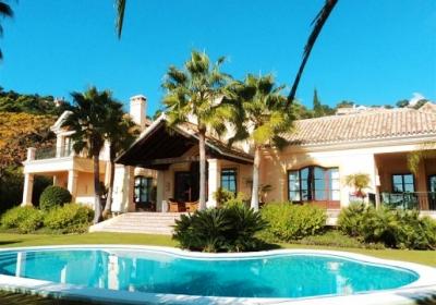 Villa Tulipan, Costa del Sol