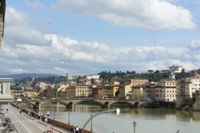 Luxury Apartment on the Arno in Center of Florence