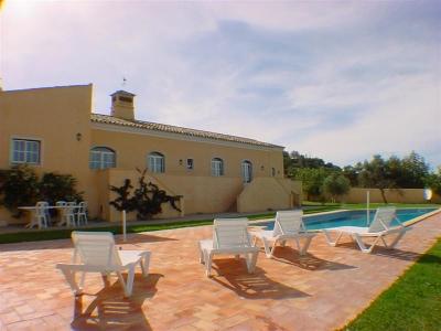 Large 6BR villa w/pool near Boliqueime (EAV-122)