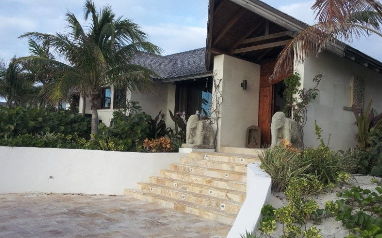Kayu Maya, An Exclusive Secluded Beach Estate in Black Point