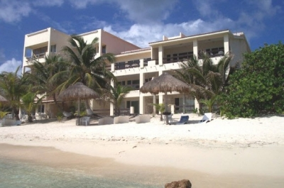 Beautiful Beachfront Condo-Mexico's Mayan Riviera