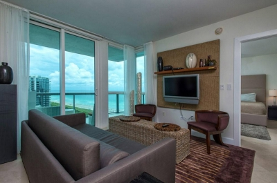 20th Floor 1 Bedroom Private Residence, The Setai