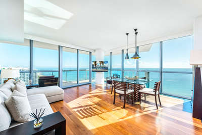 Oceanfront Private Residence | Setai Hotel