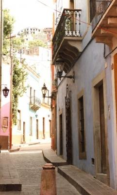 Querencia, a restored colonial home in Guanajuato