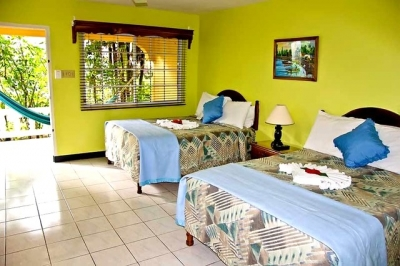 Vibrant Boutique B&B Upper Double Room With Pool