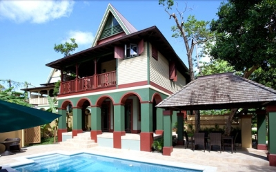 PIMENTO HALL 3 Bedroom Cottage w/ Pool and Garden
