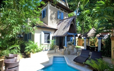 BREADFRUIT 1 Bedroom Cottage W/ Private pool
