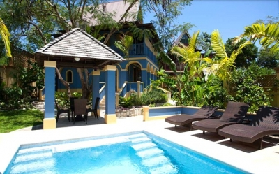 SCOTCH BONNET 1 Bedroom Cottage W/ Private Pool