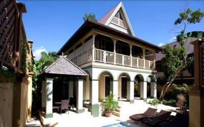 CALALOO HOUSE 1 Bedroom Cottage W/ Private Pool