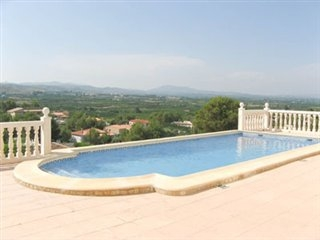 Beautiful Valencia Holiday Villa in Alberic