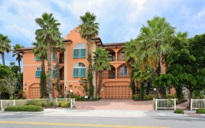 Bradenton Beach Club - Beachfront - 3 BR/2.5 BA