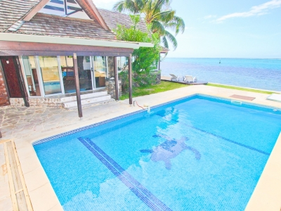 Gorgeous Beachfront 4 BR Pool Home! New Listing!