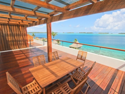 2 Bedroom Beachfront Villa w/ Breathtaking Views!
