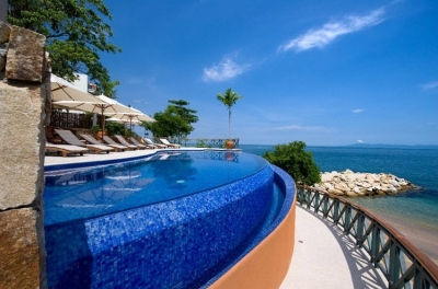 Puerto Vallarta's most sophisticated ocean front