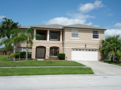 5 BR House W/ Pool & Hot Tub - Close to Disney!!