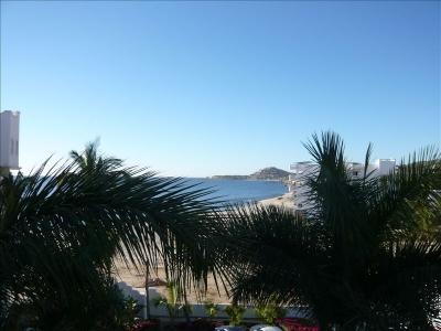 Mykonos Bay Resort on Costa Azul Surfing Beach!