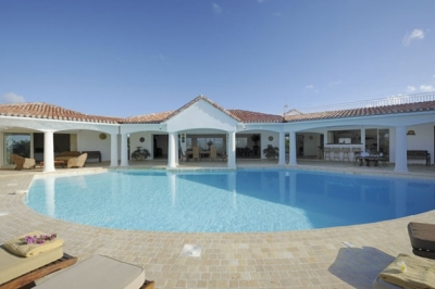 Breathtaking 5 BR Villa Jasmin by Plum Bay!