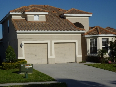 Beautiful 5BR - 5BA Home Close to Disney!
