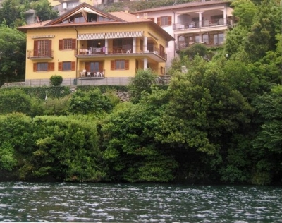 Lake Como Villa sleeps 6 VERANDA or VISTALAGO