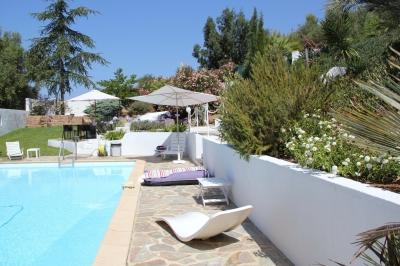 Tiuccia luxury villa with wonderful sea view