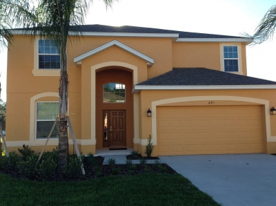 Spacious 6BR - 5BA Home with Pool - Davenport
