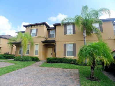 Bright & Cozy 4BR - 3BA Townhouse - Orlando