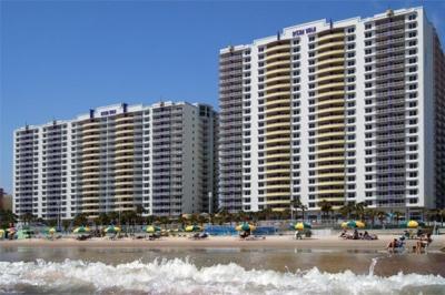 Beautiful Wyndham Ocean Walk Resort