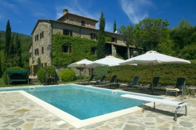 Beautifully Restored 4BR/4BA - Villa Fonte Vecchia