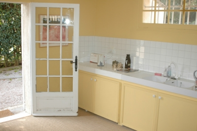 Kitchenette in 1 br cottage