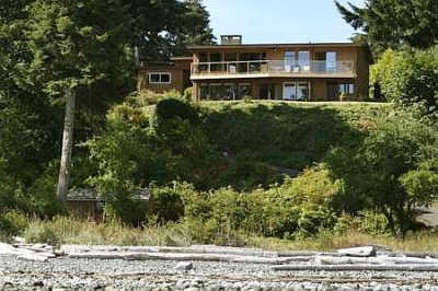 By The Sea - Comox Valley Oceanfront