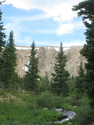 Hike to the Continental Divide