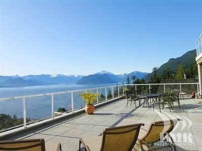 Lions Bay Estate - West Vancouver Oceanview Home
