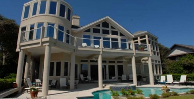 Amazing oceanfront oasis in hilton head south carolina for Amazing holiday rentals