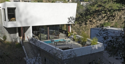 Hollywood Hills Deco