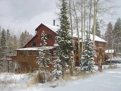 Breckenridge vacation rental house in breckenridge colorado for Cabin rentals vicino a breckenridge co