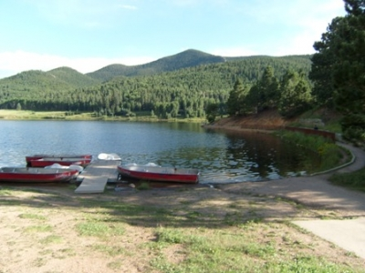 Idyllic Mountain Hideaway In San Isabel Lake Colorado