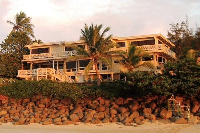 One-of-a-Kind Breathtaking Luxury Beachfront Villa