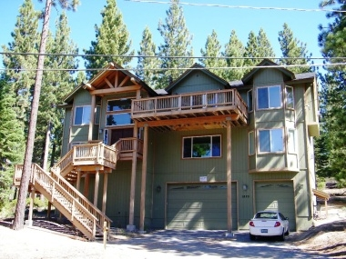 6-Bedroom Luxury in South Lake Tahoe