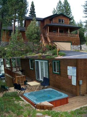 Custom Home in South Lake Tahoe