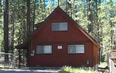 South Lake Tahoe Forest-Backed Cottage