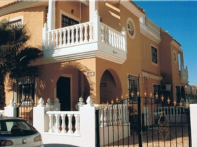 Beautiful Seaside House in Cabo Roig