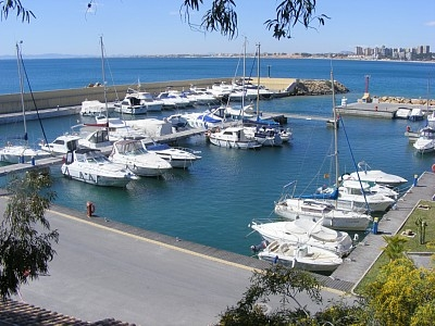 Marina at Cabo Roig