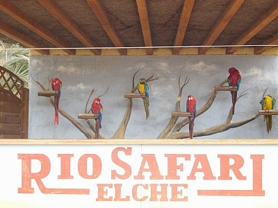 Rio Safari Park in Elche