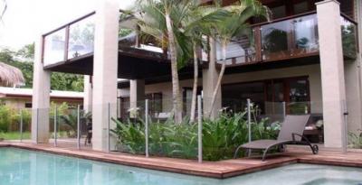 Balinese Beach House