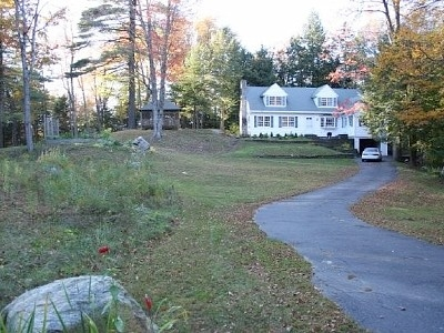 Cultivated Berkshire Luxury House in State Forest