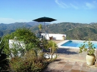 La Tierra del Rosa Villa with pool & great views!