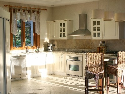 The high-end kitchen