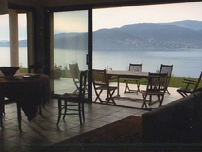 Sagone holiday villa