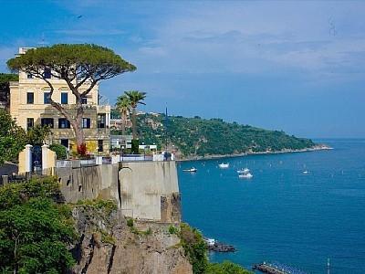 Villa La Terrazza in Sorrento, Italy